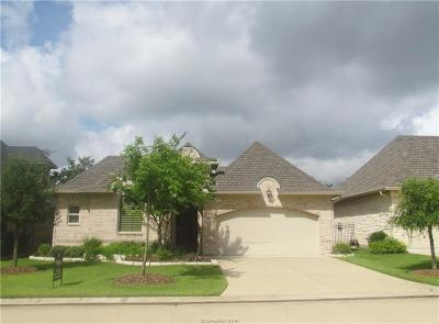 College Station Single Family Home For Sale: 5112 Stonewater Loop