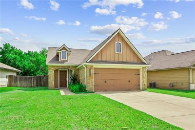 College Station Single Family Home For Sale: 221 Fieldstone Place