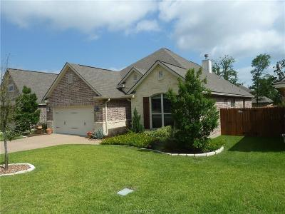 College Station Single Family Home For Sale: 4253 Rocky Rhodes Drive