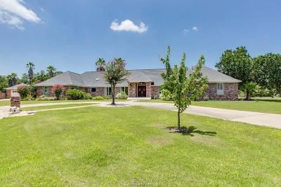 Brazos County Single Family Home For Sale: 2000 Indian Trail