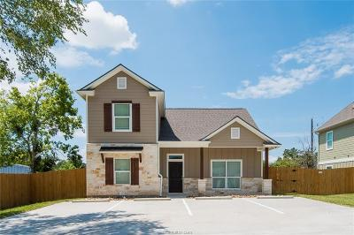 Bryan , College Station Single Family Home For Sale: 110 Waverly Drive