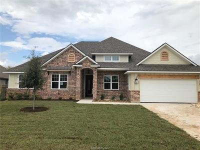 College Station Single Family Home For Sale: 4815 Crooked Branch Drive