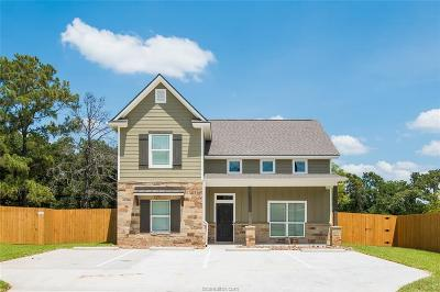 Bryan , College Station Single Family Home For Sale: 112 Waverly Drive
