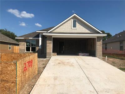 Bryan Single Family Home For Sale: 2709 Porter's Way