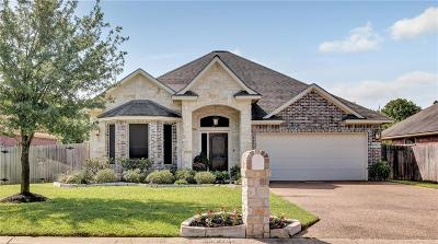 College Station Single Family Home For Sale: 8442 Lauren Drive