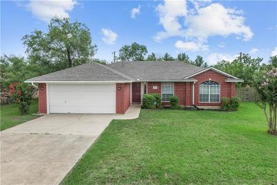 College Station Single Family Home For Sale: 2305 Colgate