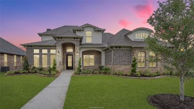 College Station Single Family Home For Sale: 1241 Quarry Oaks Drive