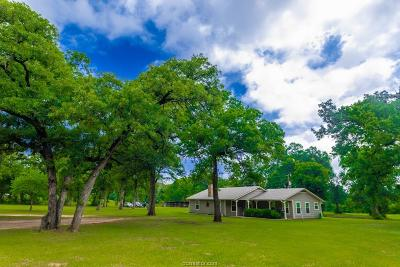 Single Family Home For Sale: 4475 County Road 310 (+7.9 Acres)