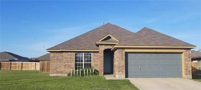 College Station Single Family Home For Sale: 5203 Sagewood Drive