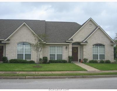 College Station Rental For Rent: 312 Fraternity Row