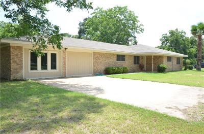 Burleson County Single Family Home For Sale: 454 9th Street