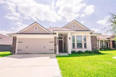 Bryan Single Family Home For Sale: 3005 Positano Loop
