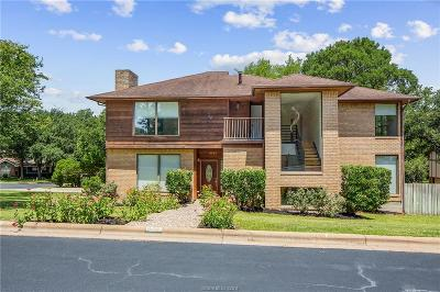 College Station Single Family Home For Sale: 8505 Amethyst Court