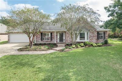 College Station Single Family Home For Sale: 704 Willow
