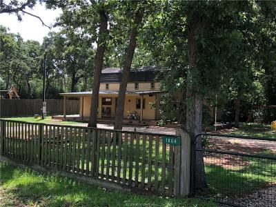 Burleson County Single Family Home For Sale: 1004 Park View Lane