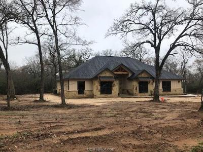 Burleson County Single Family Home For Sale: 4660 Cr 310