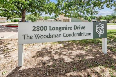 College Station Condo/Townhouse For Sale: 2800 Longmire Drive #32