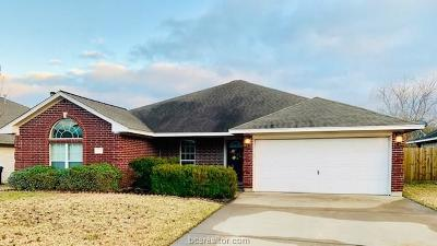 Bryan , College Station  Single Family Home For Sale: 1212 Portsmouth Court