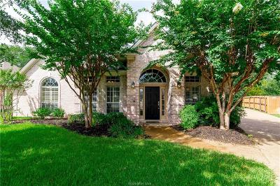College Station Single Family Home For Sale: 1407 Stonebridge Court
