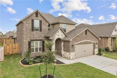 College Station Single Family Home For Sale: 2525 Portland