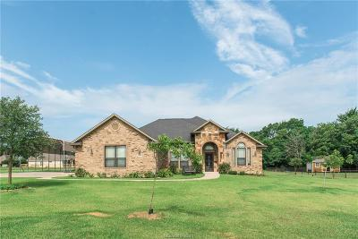 Bryan TX Single Family Home For Sale: $329,900