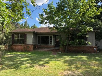 Single Family Home For Sale: 3811 Elaine Drive