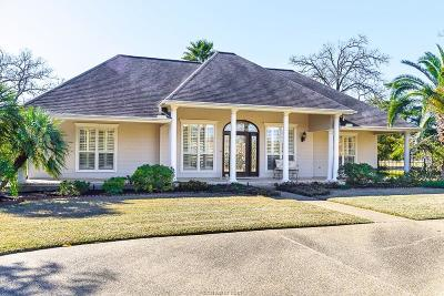College Station Single Family Home For Sale: 11710 Great Oaks Drive