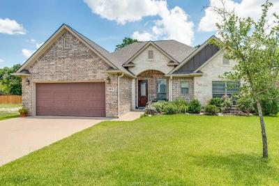 College Station Single Family Home For Sale: 4112 Deep Stone Court