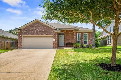 Bryan , College Station Single Family Home For Sale: 1103 Harrisonburg Lane