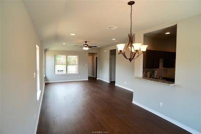Bryan Single Family Home For Sale: 2405 Cindy Lane