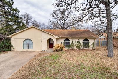 Brazos County Single Family Home For Sale: 2807 Normand Drive