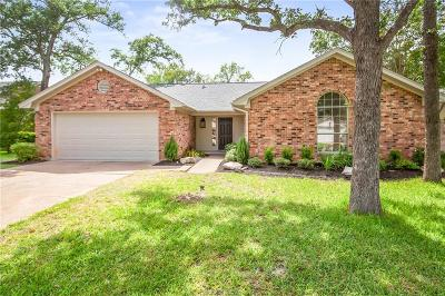 College Station Single Family Home For Sale: 9206 Shadowcrest Drive