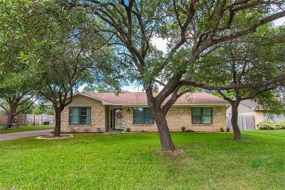 Bryan Single Family Home For Sale: 3513 Tanglewood Drive