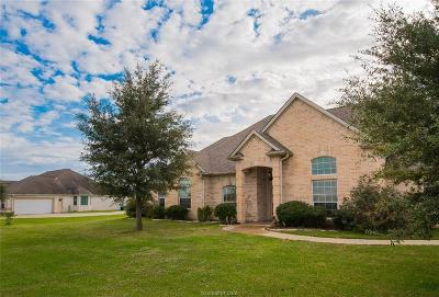 Bryan Single Family Home For Sale: 3245 Stampede Street