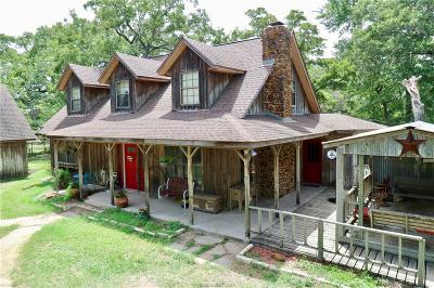 Burleson County Single Family Home For Sale: 11070 County Road 244