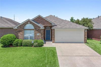 Bryan Single Family Home For Sale: 2603 Trophy Drive