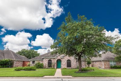 Bryan Single Family Home For Sale: 4604 Kensington Road