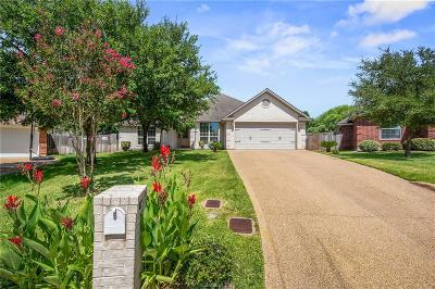 College Station Single Family Home For Sale: 4420 Pickering Place