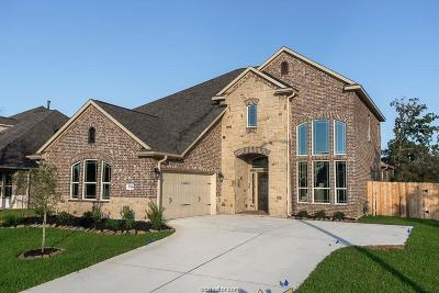 College Station Single Family Home For Sale: 2714 Wolveshire Lane