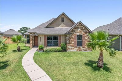 Bryan Single Family Home For Sale: 2030 Turning Leaf Drive