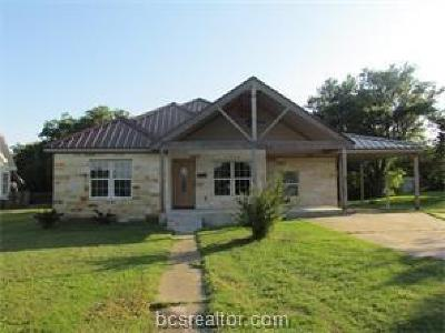 College Station Rental For Rent: 1012 Puryear Drive