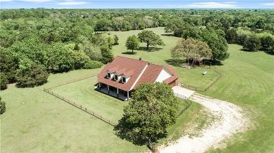 Brazos County Single Family Home For Sale: 4806 Broach Road