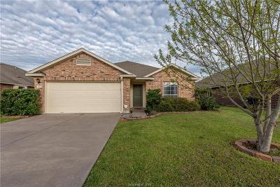 Brazos County Single Family Home For Sale: 919 Whitewing Lane
