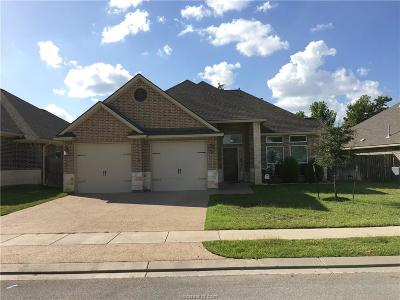 College Station TX Single Family Home For Sale: $315,000