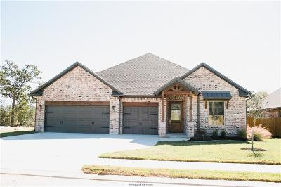 College Station Single Family Home For Sale: 2713 Wolveshire Lane