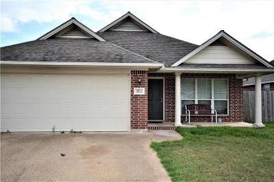College Station Single Family Home For Sale: 3512 Farah