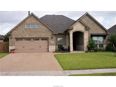 College Station Single Family Home For Sale: 2142 Chestnut Oak Circle