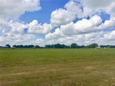 College Station, Bryan, Iola, Caldwell, Navasota, Franklin, Madisonville, North Zulch, Hearne Residential Lots & Land For Sale: 7066 Shirley Road