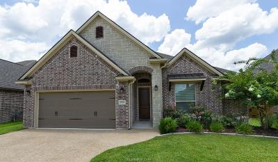College Station Single Family Home For Sale: 15606 Shady Brook Lane
