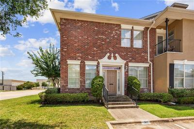 College Station Condo/Townhouse For Sale: 301 Forest Drive